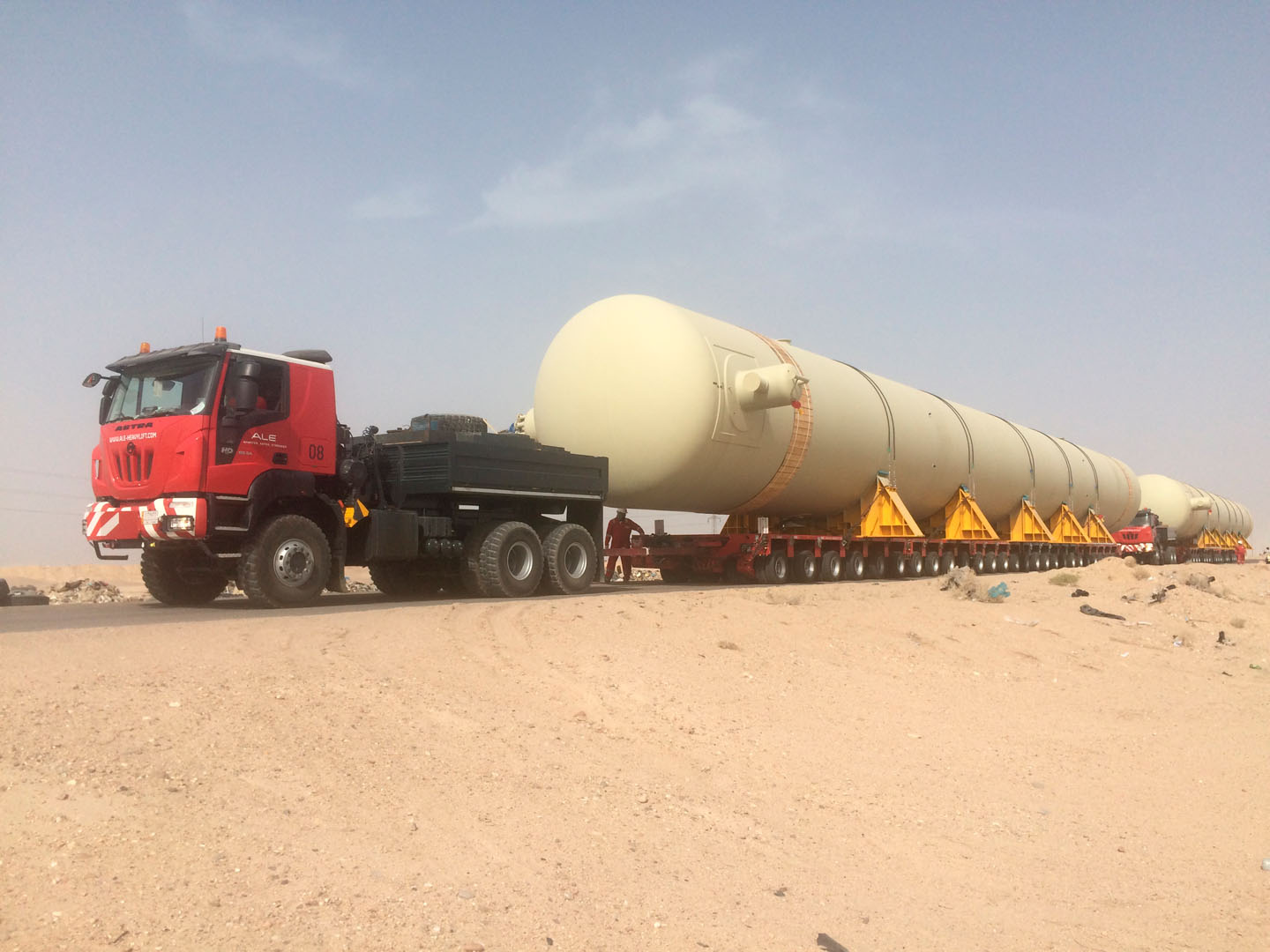 Astra Iveco Oil&Gas